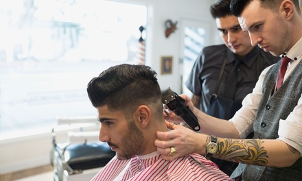 Men's Haircut at Paul Mitchell The School (Up to 50% Off). Two Options Available.