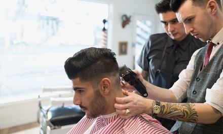 2 sesiones de peluquería para caballero con corte y opción a arreglo de barba desde 9,95 € en Núria López Estilistas