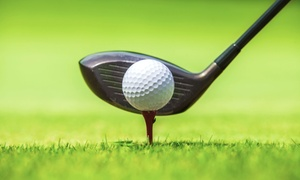 Golfclub Friedberg: 3-stündiger Golf Einsteigerkurs inkl. Leih-Equipment und Snacks für 1 oder 2 Personen im Golfclub Friedberg
