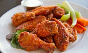 35% Off Wings and Burgers at Hooters in Bakersfield at Hooters, plus 6.0% Cash Back from Ebates.