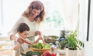 Live Nutrition Academy: Online Child Nutrition Course with Live Nutrition Academy (96% Off)