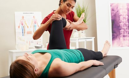 image for Initial Consultation, Exam and One or Three Adjustments or 60-Minute Massage at S&A Chiropractic (Up to 84% Off)