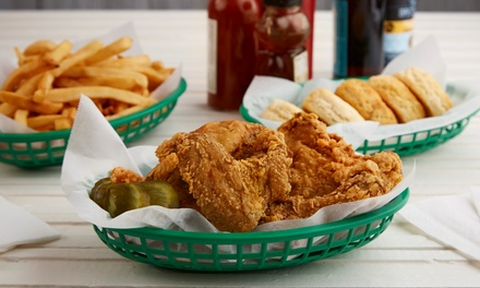 30% Cash Back at The Chicken Shack