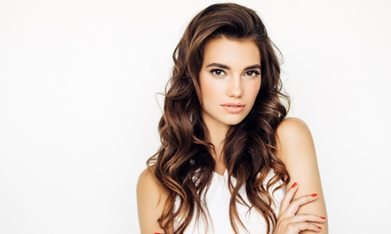 Wash, Cut and Blow-Dry with Conditioning at Nizam and Team Hair (Up to 67% Off)