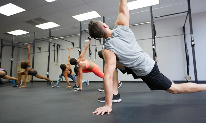 Power Athletics - Power Athletics: $30 for Four Weeks of Unlimited Boot-Camp Classes at Power Athletics ($75 Value)
