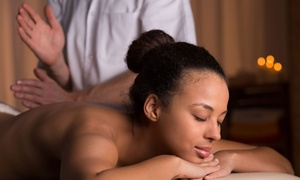 Touch of Synergy Spa: 60-Minute Swedish or 90-Minute Deep-Tissue Massage with Aromatherapy at Touch of Synergy Spa (Up to 52% Off)