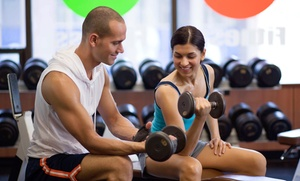 Club Fitness of Jacksonville: Weight-Loss Program or One-Month Gym Membership for One or Two at Club Fitness of Jacksonville (Up to 77% Off)