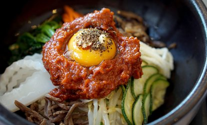image for 15% Cash Back at BIBIM KITCHEN Healthy <strong>Korean</strong> Bowl