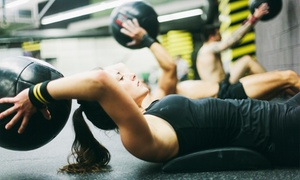 Oxfordshire Personal Training: Up to 15 High Intensivity Interval Training or Box Classes with Oxfordshire Personal Training (Up to 88% Off)
