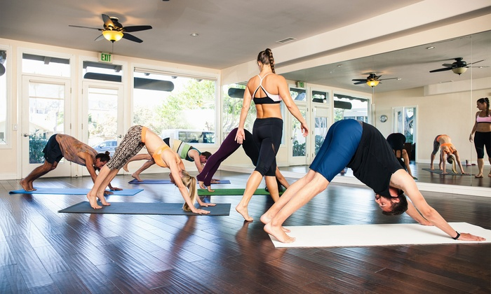 67% Off Classes at Oxygen Yoga and Fitness West Vancouver