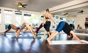 Up to 77% Off Yoga Classes at Yoga Savi at Yoga Savi, plus 6.0% Cash Back from Ebates.