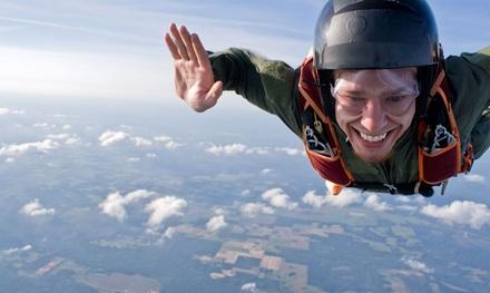 saut en parachute tallard groupon