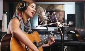 Associazione culturale Cuomo: Fino a 12 lezioni di canto o strumento musicale a scelta da CM Music School (sconto fino a 93%)