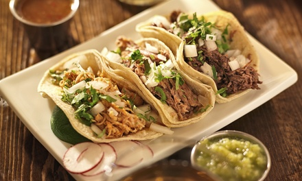 30% Cash Back at Chronic Tacos in Costa Mesa