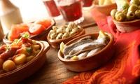 4 Stunden spanischer Tapas-Kochkurs für 1 oder 2 Personen bei CALLEkocht - Deine Kochschule (bis zu 33% sparen*)