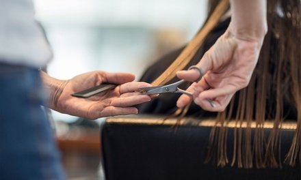 Hair Services at Bella Vita Salon and Spa (Up to 74% Off). Two Options Available.