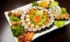 Sushi: zestawy od 26 do 106 szt.