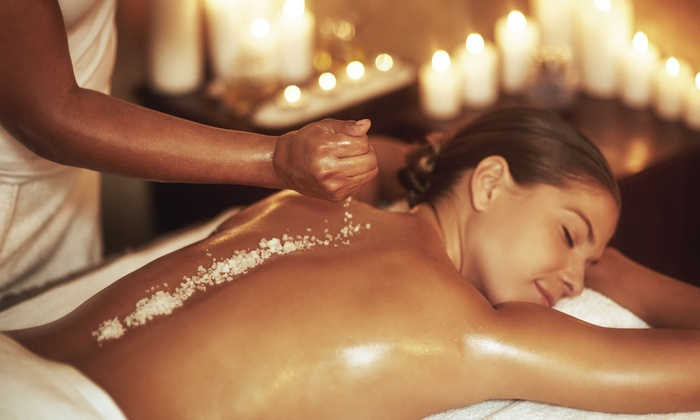 My Massage Therapist - Houston: 50-Minute Deluxe Massage with Chocolate and Drinks for One or Two at My Massage Therapist (Up to 48% Off)