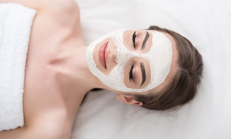 One or Two 45-Minute Customized Facials at Evo Aesthetic Center and Wellness Spa (Up to 48% Off) 55b653a0-723f-47fa-844a-58c412ea5e1f
