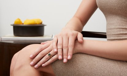 Shellac or Artistic Gel Manicure with Optional Pedicure at The Beauti Boss (Up to 44% Off)