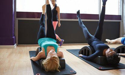 $65 for One Month of Unlimited Barre and Pilates Mat <strong>Classes</strong> at Village Pilates Studio ($175)