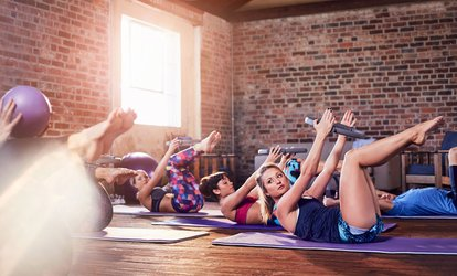 image for Three or Six Inferno <strong>Pilates</strong> Classes at BYC Yoga 26 (Up to 67% Off)