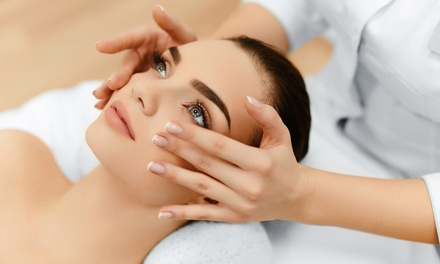 90Minute Deluxe Facial Package for One $65 or Two People $129 at The Ultimate Beauty House Up to $330 Value