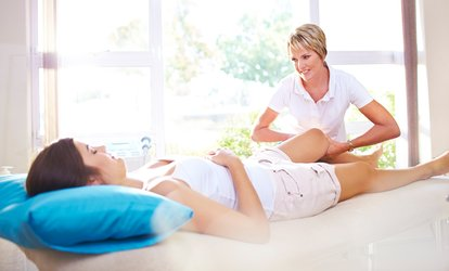 image for One-Hour Sports Massage at Motion Therapy (64% Off)