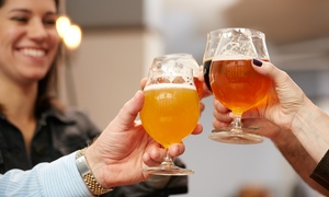 Up to 53% Off Beer Flights at Lena Brewing Company, plus 6.0% Cash Back from Ebates.