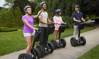 Off-Road Segway Experience for One or Two at Everyman Racing (Up to 75% Off)