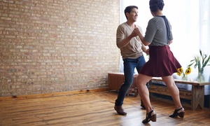 Feet With Heat 4 Dance: Eight Weeks of Dance Classes for One ($79), Two ($155) or Four People ($305) at Feet with Heat (Up to $576 Value)