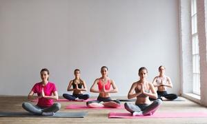 Igea: 10 lezioni a scelta tra ashtanga yoga o pilates per una o 2 persone all'associzione Igea (sconto fino a 75%)