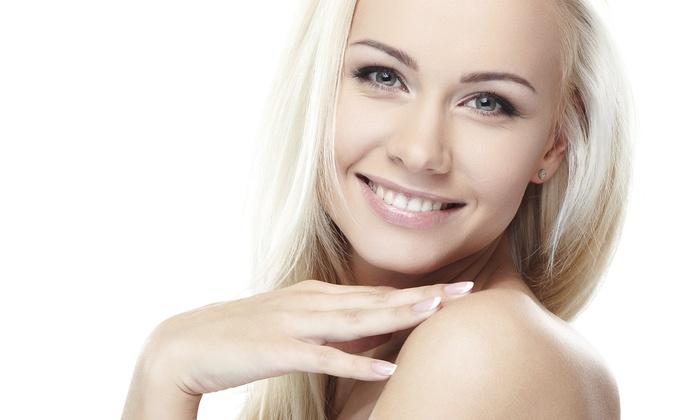 Anna Pikura - Gdynia: Pielęgnacja skóry twarzy: eksfoliacja kwasami AHA z kolagenem i więcej od 49,99 zł w Anna Pikura w Gdyni