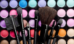 Tru2u Glamour: Three-Hour Make-Up Class for One ($49) or Two People ($95) at Tru2u Glamour (Up to $240 Value)