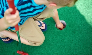 Mini Golf and Arcade Games for Two or Four at Adventure Landing (Up to 46% Off)