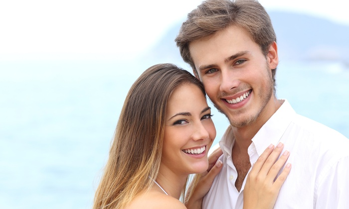Prestige Laser Med Spa - Miami: $99 for Two Laser Teeth-Whitening Sessions at Prestige Laser Med Spa ($220 Value)