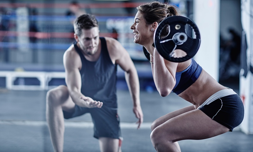 Personal Training Sessions Fitness 4