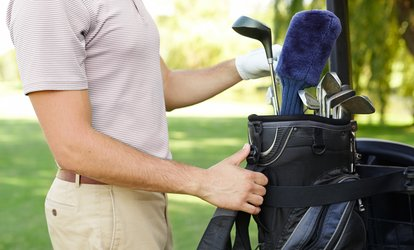 Two or Four Rounds of <strong>Golf</strong>, Cart, and Lunch for Two or Four at Sugar Creek <strong>Golf</strong> Course (Up to 62% Off)