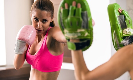 One- or Three-Month Gym Membership at Champ's Boxing And Fitness (Up to 58% Off)