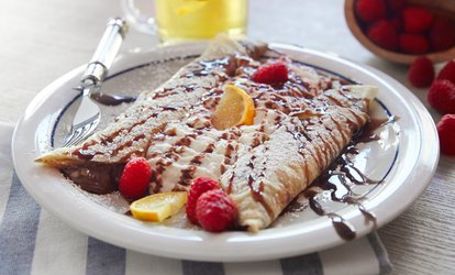 image for 30% Cash Back at Tres Petite Creperie