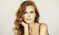 Wash, Cut and Blow-Dry, or Cut and Finish with Half or Full Head Highlights at Diane James Hair & Makeup (Up to 68% Off)