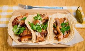 Ixtapa Mexican Grill and Cantina: Mexican Cuisine at Ixtapa Mexican Grill and Cantina (Up to 45% Off)