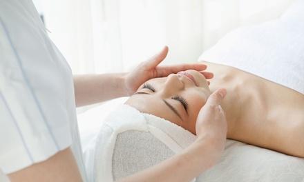 1x oder 2x 100 Min. Wellness-Paket mit Fuß-, Ganzkörper und Gesichts-Massage in der Edelstein Oase (bis zu 64% sparen*)