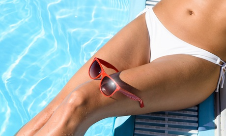 One or Two Brazilian Waxes at Santa Monica Beach Nail Spa (Up to 52% Off) b88cf4c4-d5ed-449a-a98e-7cd4e633083a
