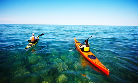 Water Equipment Rentals or Kayak Tour Tickets at Whiskey Creek Hideout (Up to 50% Off). 5 Options Available bc67c4da-0224-400f-b261-715c171b07ed