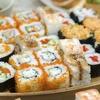 Una o 2 barche di sushi d'asporto, Lingotto
