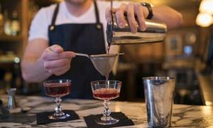 Allcholica: Corso per barman e barlady incluso di aperitivo con Allcholica (sconto fino a 83%)