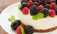 Choice of One-, Two- or Three-Kilogram Cake at Ristretto Cafe, Grand Continental Flamingo Hotel (Up to 48% Off)