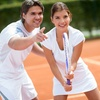 Two Tennis Lessons