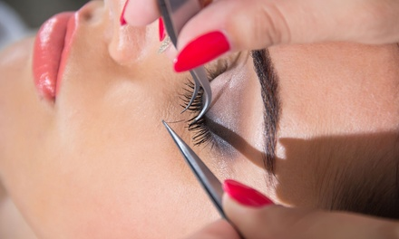 Semi-Permanent Eyelash Extension Course for One or Two at Flourish School Of Beauty Therapy (67% Off)